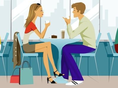 speeddating in Antwerpen: Illustratie